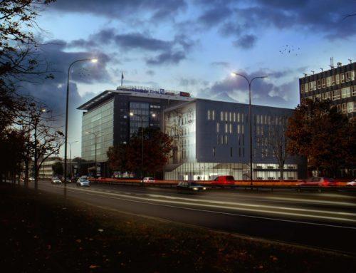 Budujemy dla Politechniki Warszawskiej