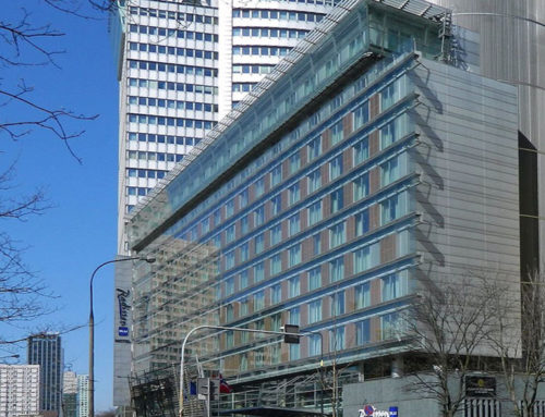 Hotel Radisson SAS w Warszawie